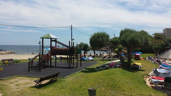 RV Hotel Ametlla Mar: Parque infantil