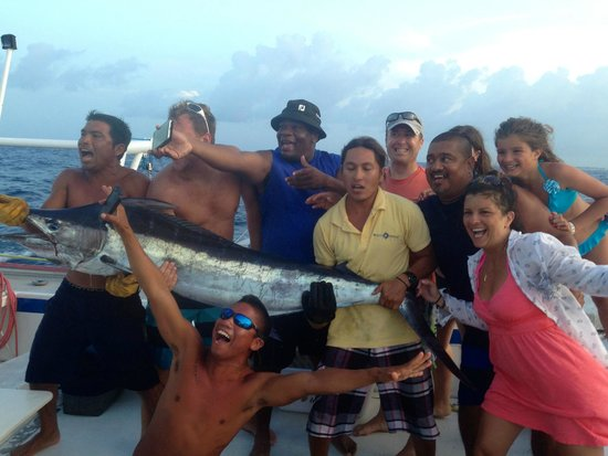 Local Quickies: 320# marlin!