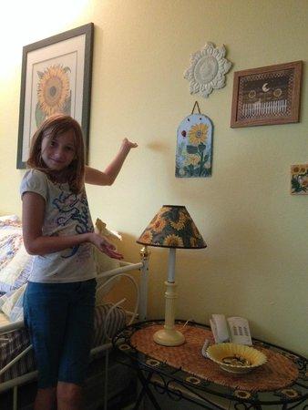 อิมพีเรียล, เนบราสก้า: Part of the Sunflower Suite!
