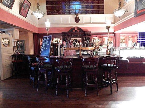 Munster Bar: Bar Area