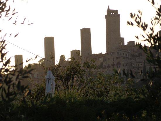B&B Ponte a Nappo : View of Town