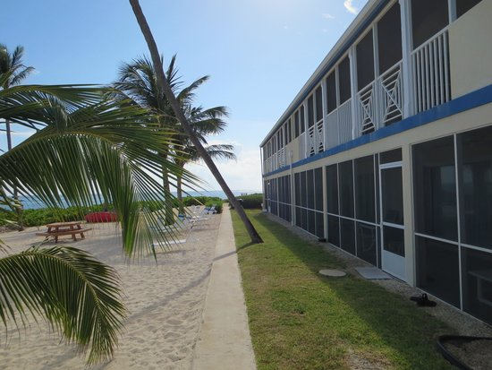 The Retreat at Rum Point: Front of unit 25