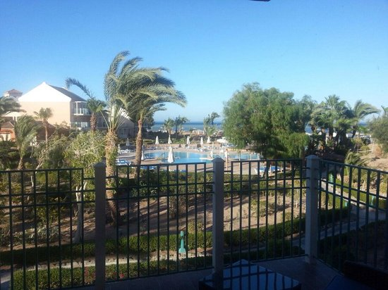 Moevenpick Resort & Spa El Gouna: View from our room