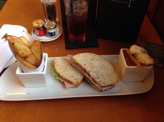 Radisson Blu Hotel, Leeds: another light dinner