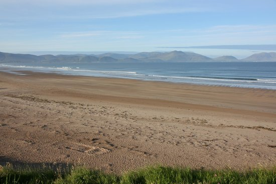 Inch Beach Guesthouse: View from guesthouse