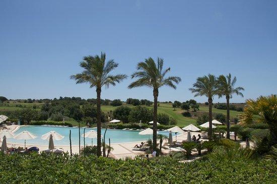 Donnafugata Golf Resort & Spa : La piscina