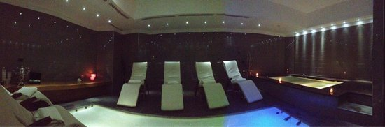 The Hub Hotel : SPA ad uso esclusivo