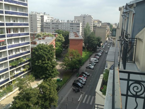Home MODERNE : View from balcony