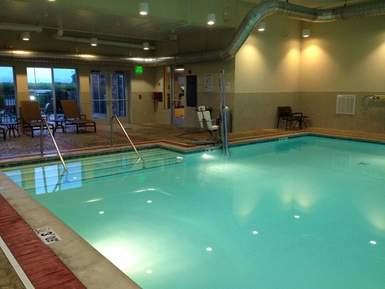 Hyatt Place Grand Rapids-South: Pool