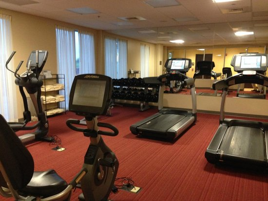Hyatt Place Grand Rapids-South: Fitness Room