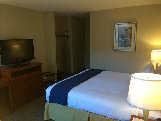 Holiday Inn Express Toronto - North York: King Bed