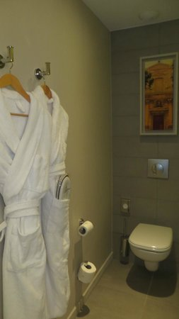 Renaissance Aix-en-Provence Hotel : The complimentary robes