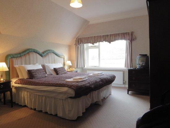 Dundonnell Hotel : la nostra stanza