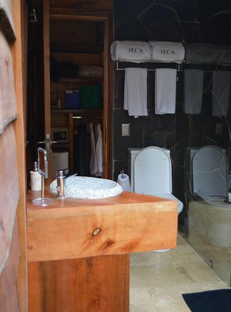 Puertecillo, Chile: Baño