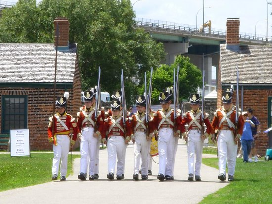 Fort York National Historic Site: Here They Come