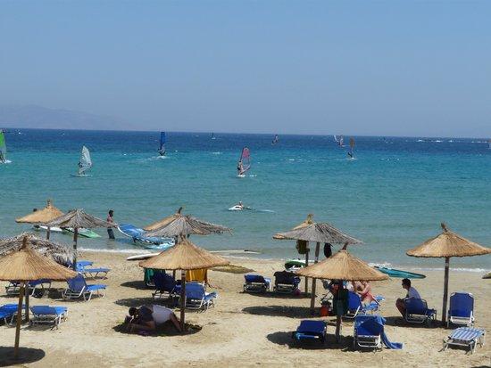 Acquamarina Resort: la plage de l'hotel