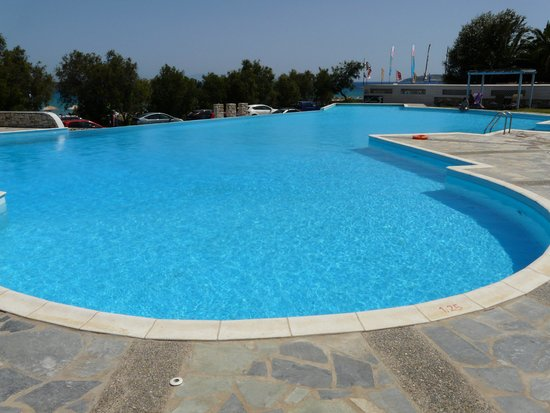 Acquamarina Resort: la piscine