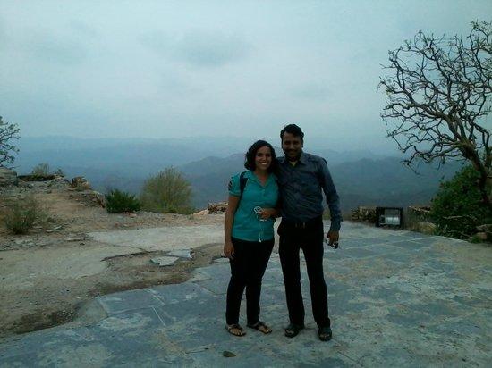 Janu Private Tours: Rakesh, a new friend! :-)