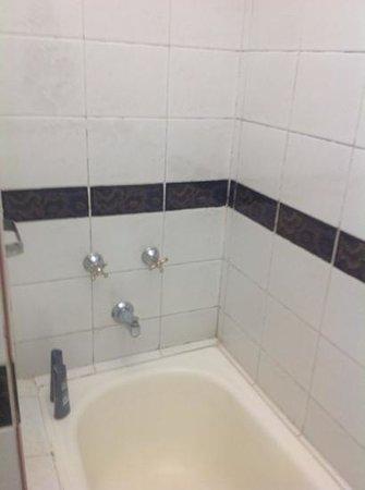 Centuria Hotel Buenos Aires: ducha