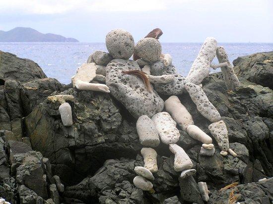 Ram Head Trail: more Drunk Bay artwork