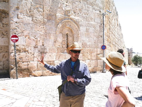 Just Jerusalem Tours -  Day Tours : Phil the Guide