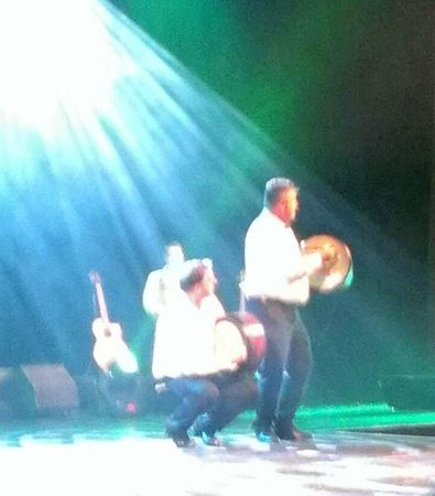 Celtic Steps The Show Killarney : some Talent on show from Sean & David :)