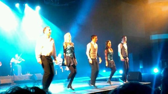 Celtic Steps The Show Killarney: Final Farewell :)