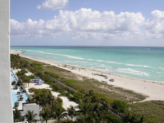 W South Beach: Sea view