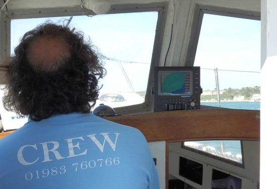 Black Rock Charters and Fishing: The Skipper