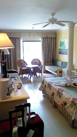 Grand Bahia Principe La Romana: our room