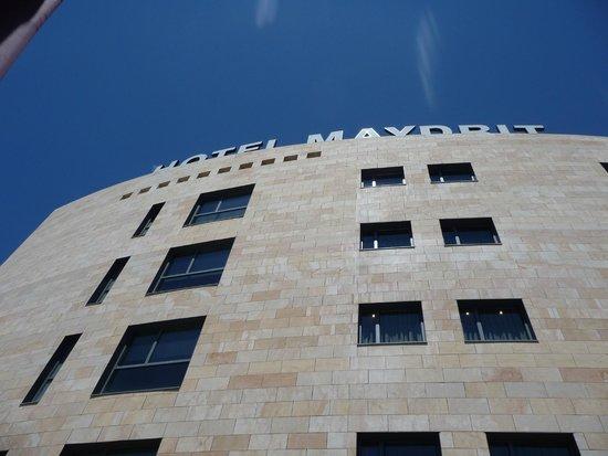 Maydrit Hotel: fachada