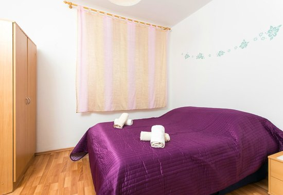Apartments Zore Glavinic: double room