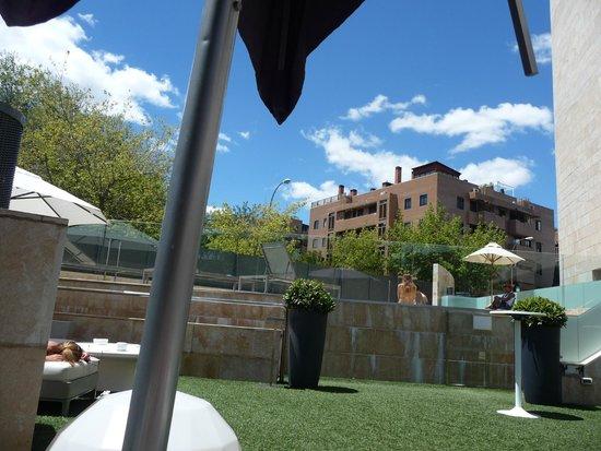 Maydrit Hotel: zona piscina