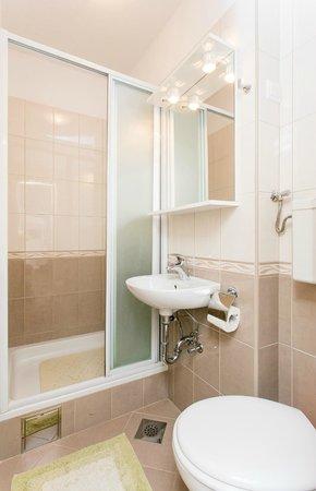 Apartments Zore Glavinic: bathroo