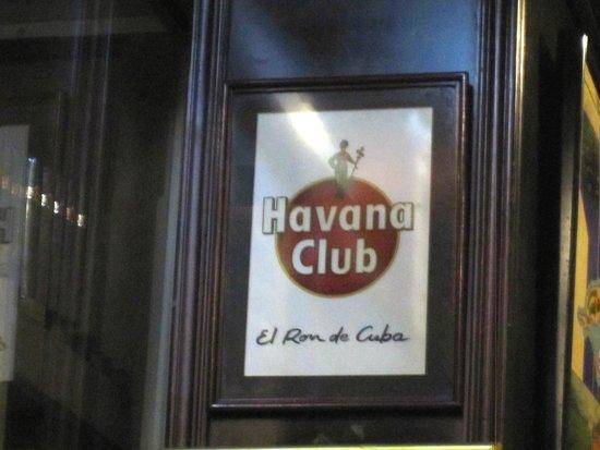 Havana Humidor Room: this is the club