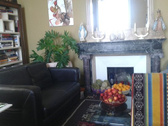 Hotel Miramare : Sitting room