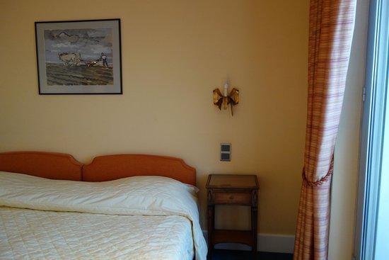 Hôtel Splendid : 床