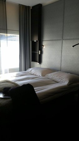 GLO Hotel Art: Double bed
