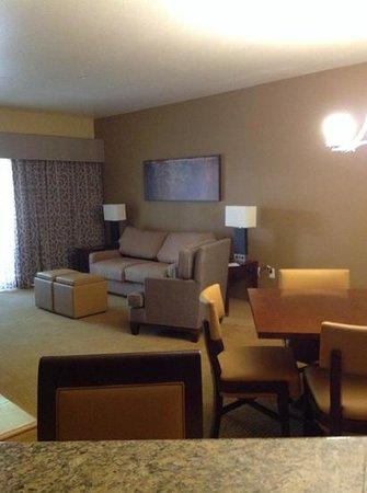 Scottsdale Villa Mirage: living room