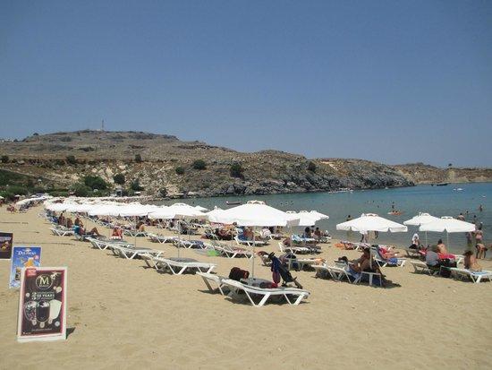 St Pauls Bay - Picture of Agios Pavlos Beach (Saint Paul ...