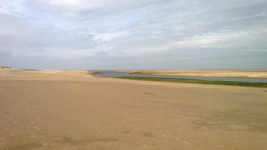 Holkham beach 2 october 2013 2 picture of wells next the sea beach