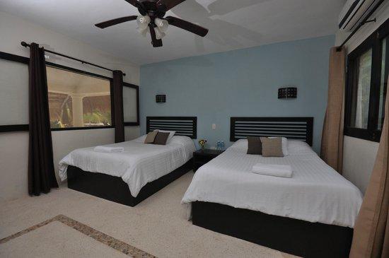 El Paraiso Tulum: our rooms