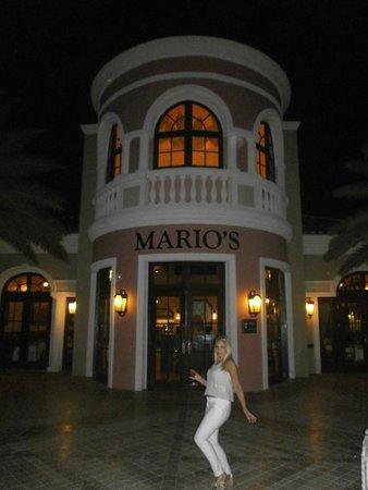 Sandals Grande Antigua Resort & Spa : Mario's