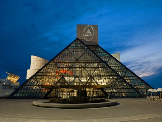 The Westin Cleveland Downtown: Rock and Roll Hall of Fame