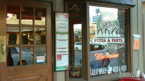 Pete's Rocky Mountain Pizza Company : 2