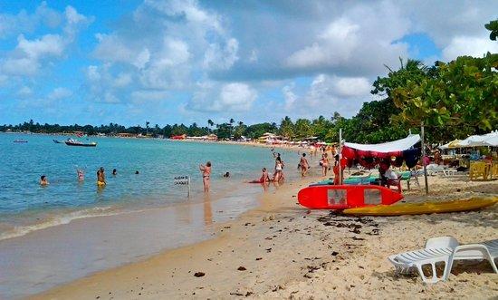 Coroa Vermelha Beach: a praia de coroa vermelha
