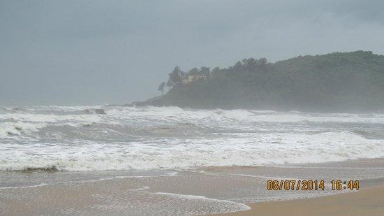 Karma Royal Monterio : one  of  the  beaches