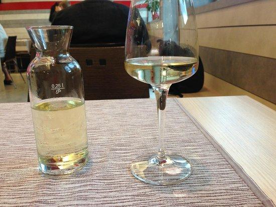 Al Quadrante: Pinot Grigio