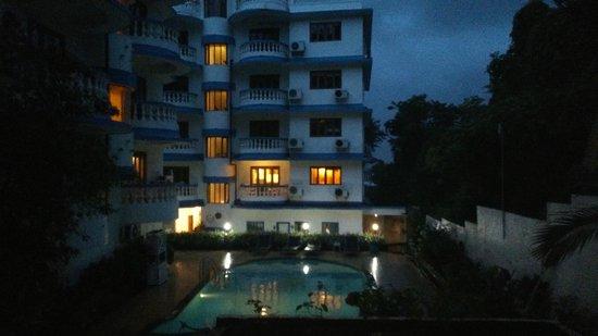 Karma Royal Monterio : view  of  rooms
