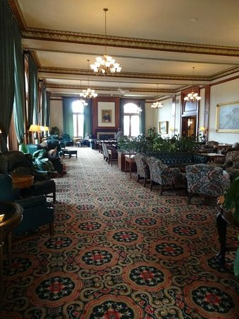 Union Club British Columbia: Reading Room